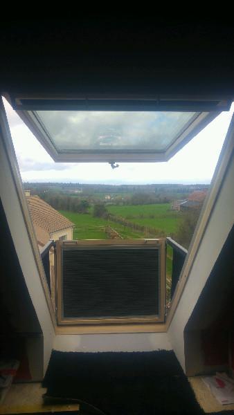 Installation fenêtre Argentan